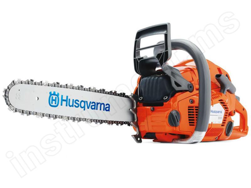 Бензопила Husqvarna 555 9660109-15 купить в . Цена – 39 990₽, в наличии в интернет-магазине Инструмент