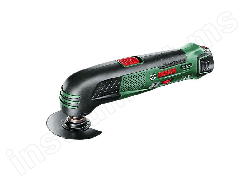 Аккумуляторный универсальный резак Bosch PMF 10,8 Li
