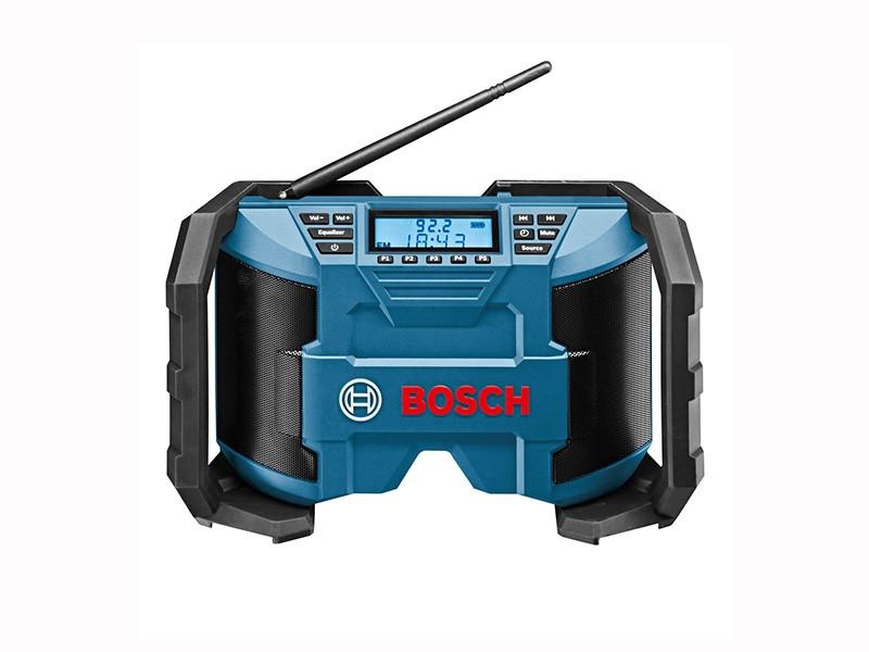 Радио аккумуляторное Bosch GML 10,8 V-Li