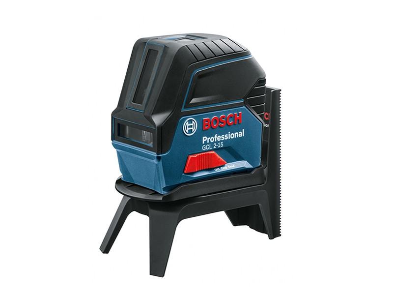 Нивелир лазерный комбинированный Bosch GCL 2-15+RM1