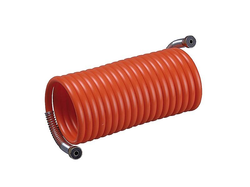 Шланг спиральный 10м Gav SRU 10-8