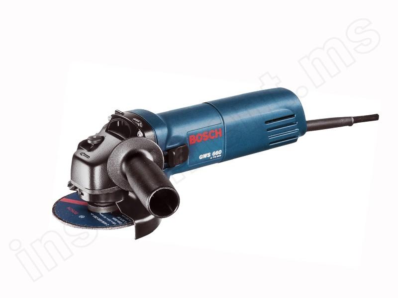 Шлифмашина угловая Bosch GWS 660