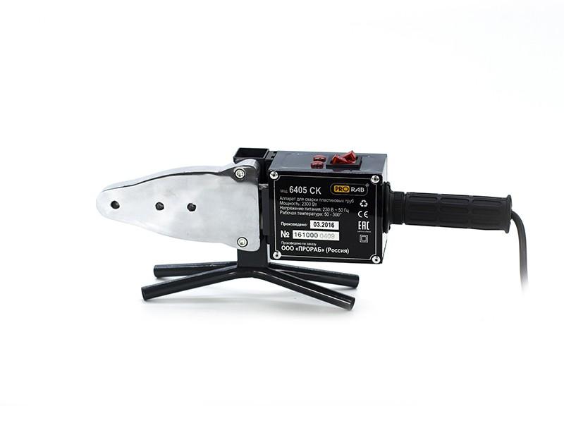 Аппарат для сварки ПВХ труб Prorab 6405 CK