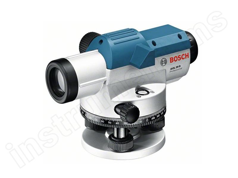 Нивелир оптический Bosch GOL 26 D
