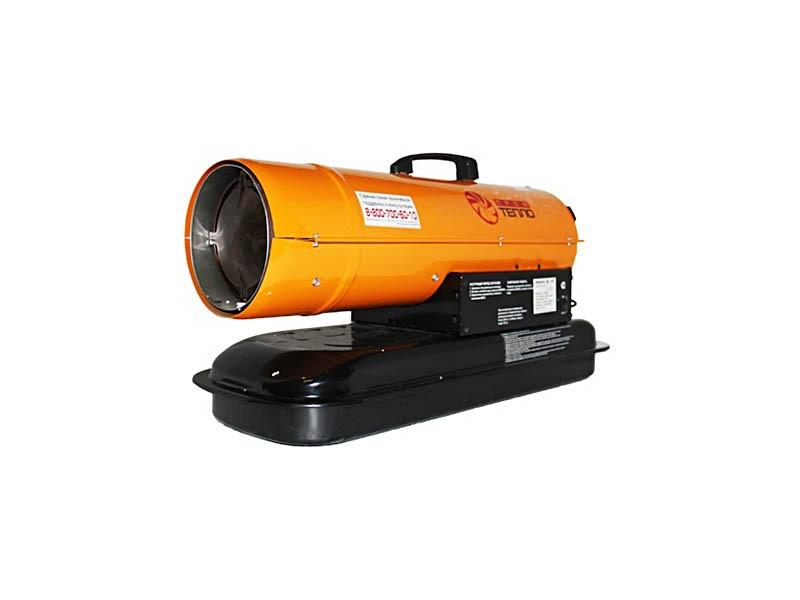 Нагреватель жидкотопливный Профтепло ДК-13П апельсин