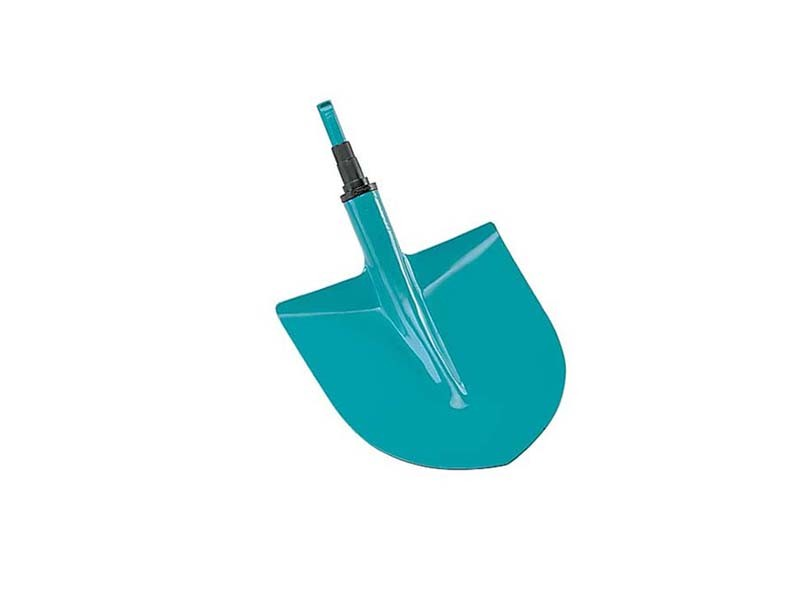 Лопата штыковая, без ручки Gardena Combimax