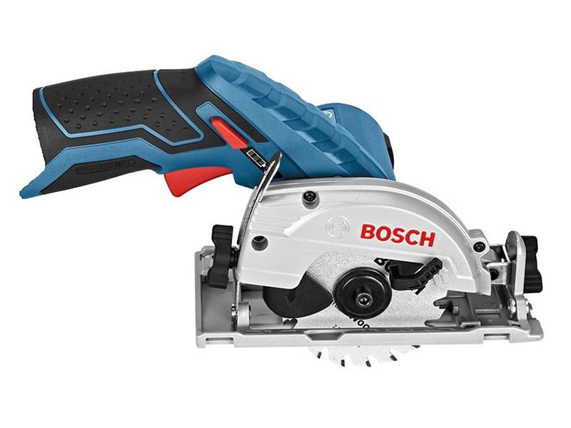 Пила дисковая аккумуляторная Bosch GKS 10,8 V-Li / 12V-26  Solo