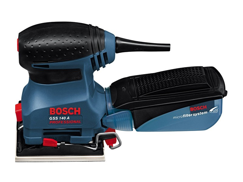 Шлифмашина плоскошлифовальная Bosch GSS 140 A