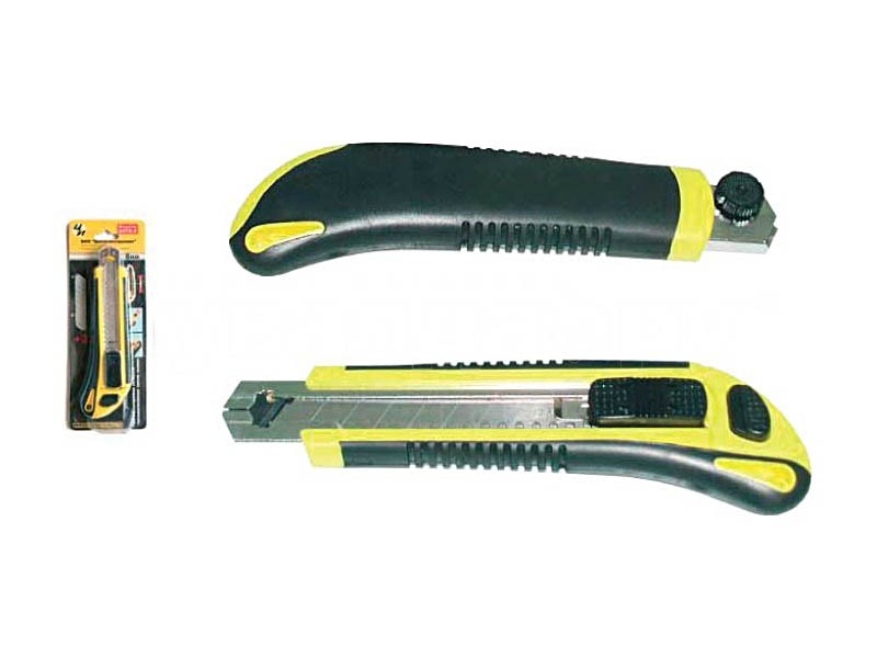 Нож обойный 3 лезвия с сегментами ЦИ 0212-3