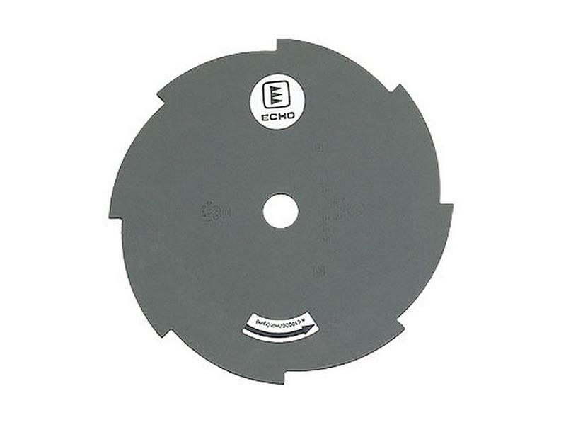 Нож для жесткой травы к SRM-330/350 Echo 8х255х25,4
