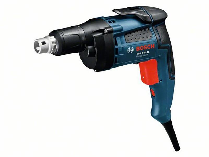 Шуруповерт Bosch GSR 6-25 TE