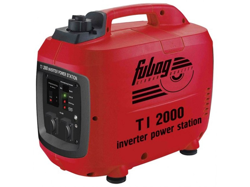 Электростанция инверторная Fubag ТI 2000