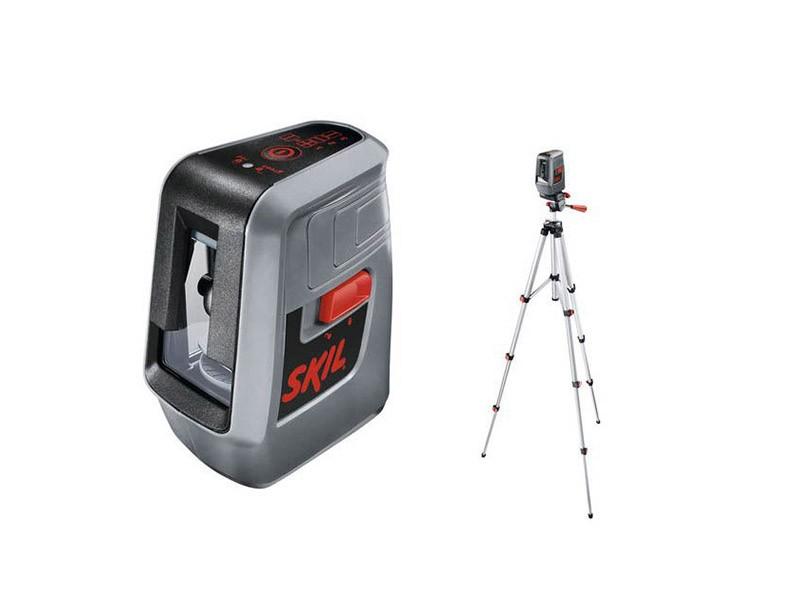 Нивелир лазерный со штативом Skil 0516 АD