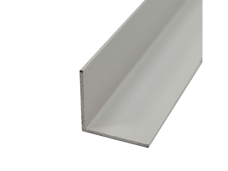 Уголок алюминиевый 20х20х1,5 2,0м Россия