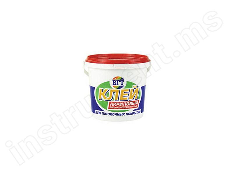 Клей для потолочных покрытий 1,7 кг Россия