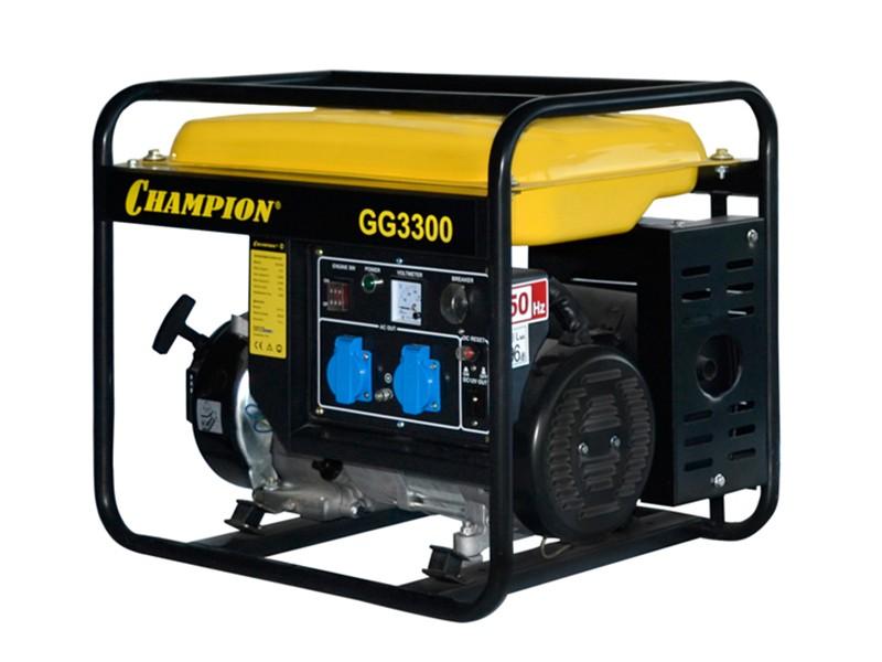 Электростанция Champion GG 3300