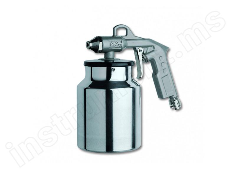 Пистолет для вязких составов с ниж. бачком Gav 164 A