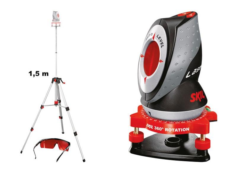 Нивелир лазерный со штативом Skil 0510 АВ