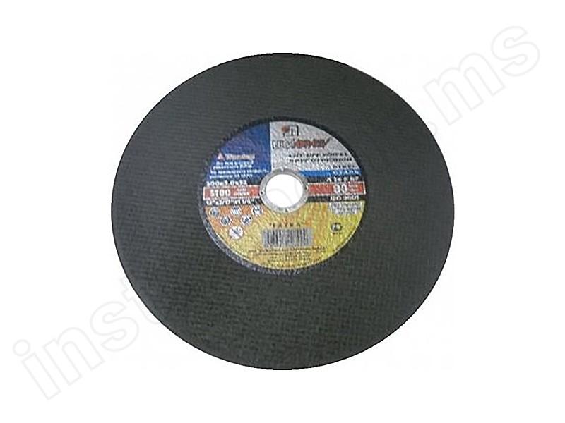 Отрезной круг по металлу Луга 350х3,0х25,4мм А24