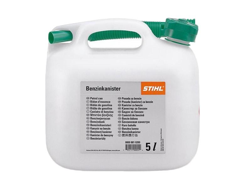 Канистра пластиковая Stihl 5 литров