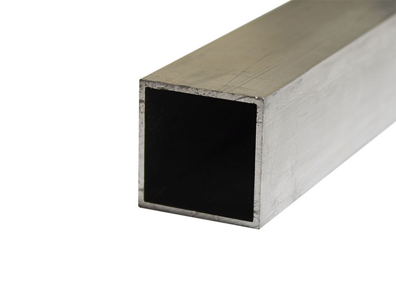 Труба квадратная алюминиевая 15х15х1,5 2,0м Россия