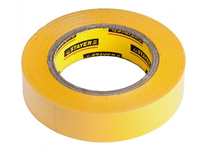 Изолента ПВХ желтая 15мм х10м Stayer