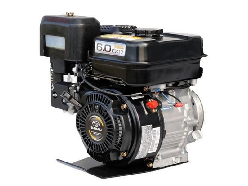 Двигатель SUBARU-ЕХ17, 6 л.с., гориз. вал
