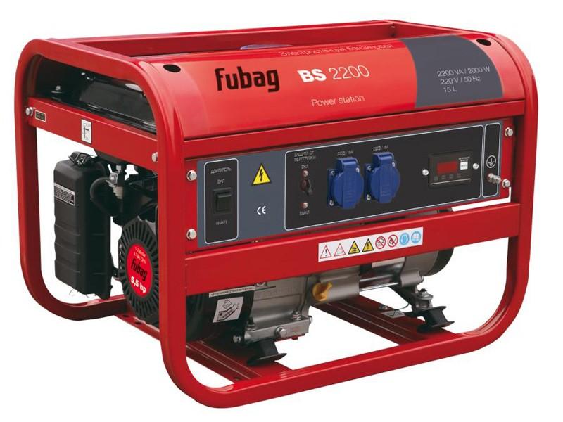 Электростанция Fubag BS 2200