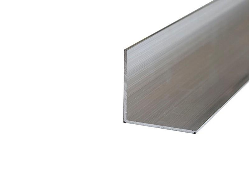 Уголок алюминиевый 15х15х1,5 2,0м Россия