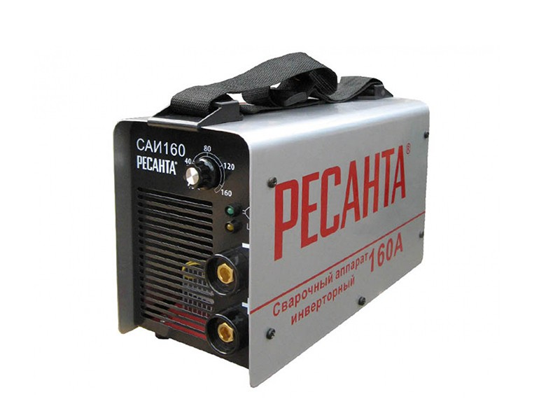 Сварочный инвертор Ресанта САИ 160