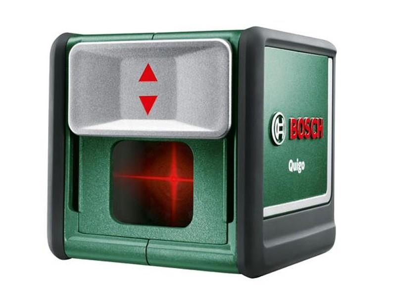 Нивелир лазерный Bosch Quigo II