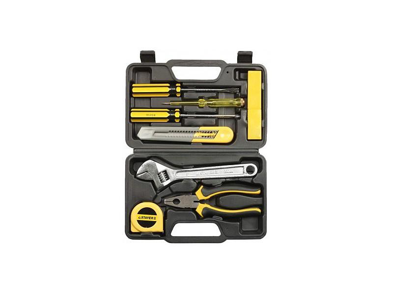 Набор инструментов 7 предметов Stayer Standard