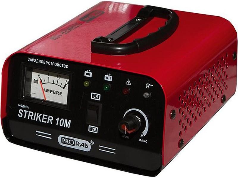 Зарядное устройство инверторного типа Prorab STRIKER 10М