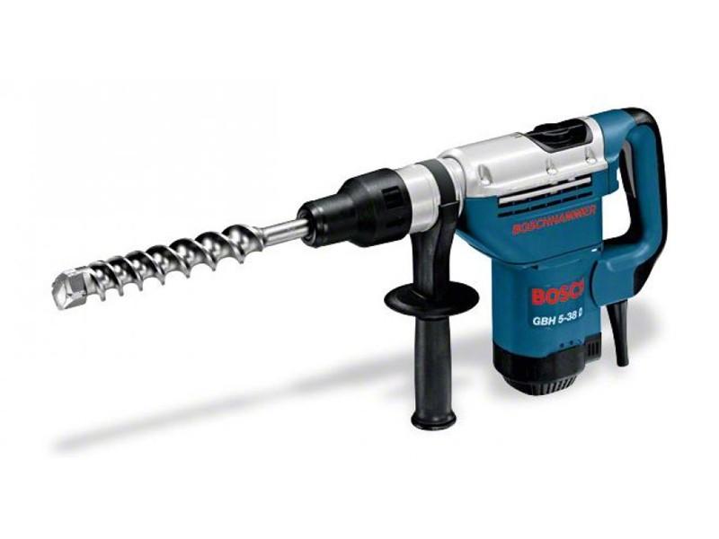 Перфоратор SDS max Bosch GBH 5-38 D