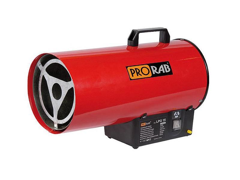 Нагреватель газовый Prorab LPG 15