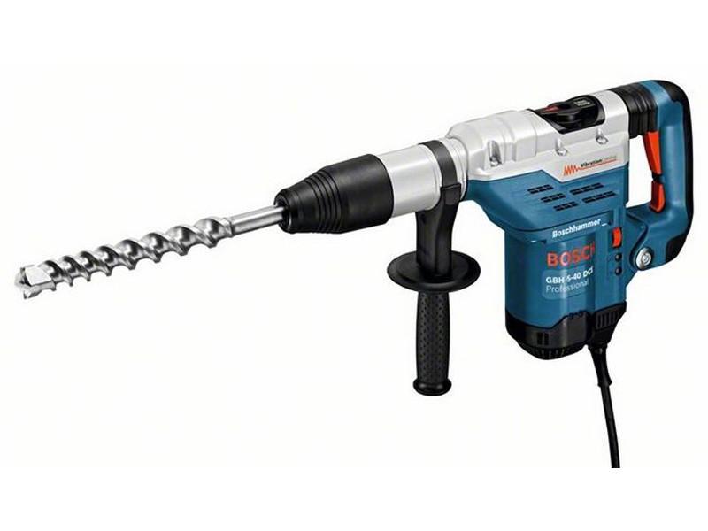 Перфоратор SDS max Bosch GBH 5-40DСE