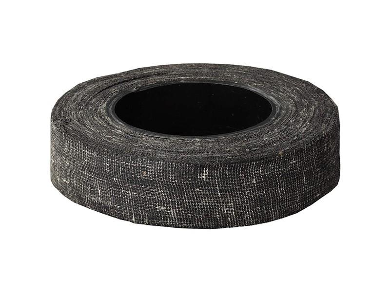 Изолента армированная х/б тканью черная, 250 г Зубр