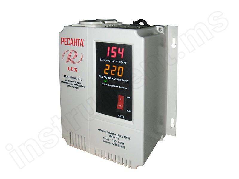 Стабилизатор напряжения Ресанта ACH-1000h/1-ц