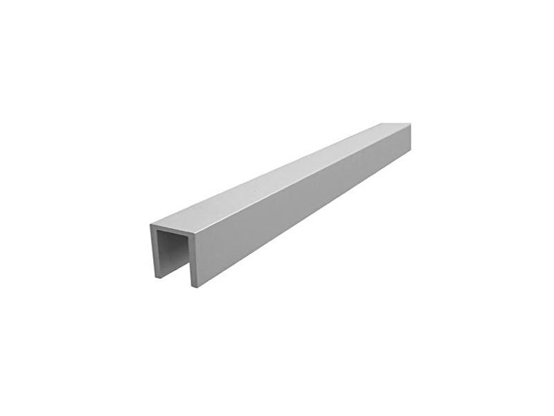 Швелер алюминиевый 15х15х15х1,5 2,0м Россия