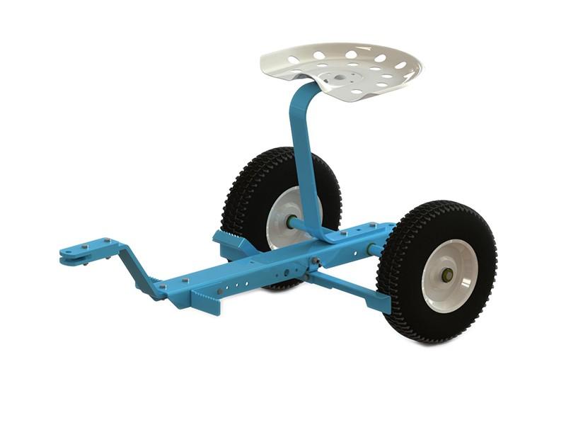 Адаптер с пневматическими колесами Нева АПМ