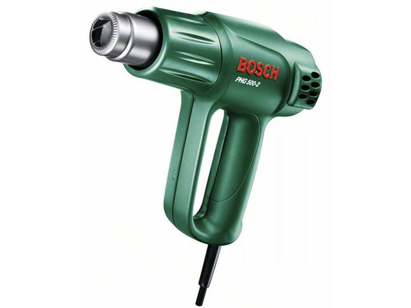 Пистолет горячего воздуха Bosch PHG 500-2