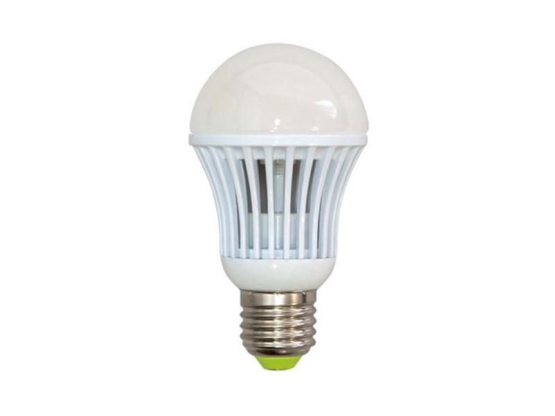 Лампа LED 9Вт E27 ПРОМО 3000K тёплый свет Экономка A55