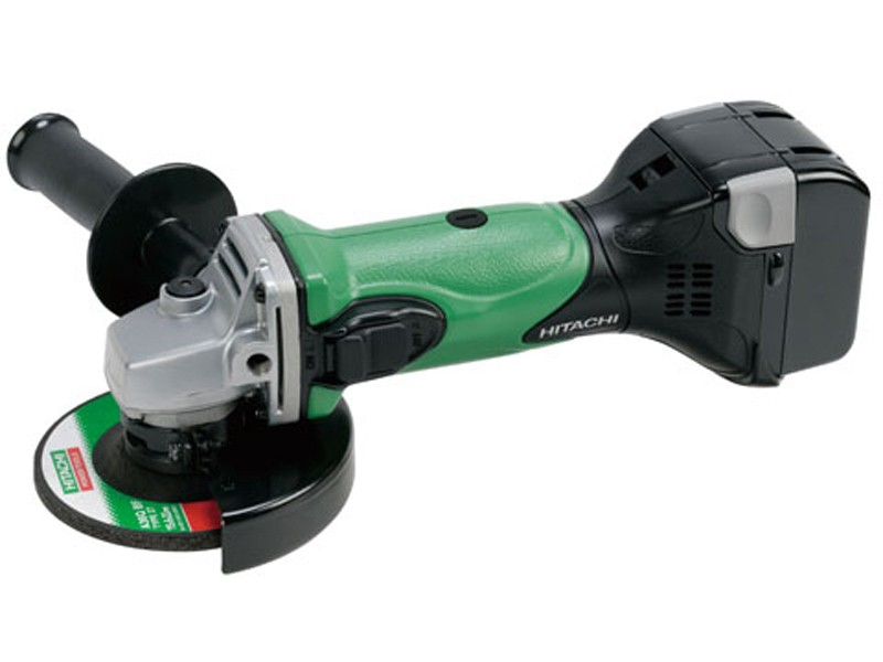 Аккумуляторная угловая шлифмашина Hitachi G 14 DSL