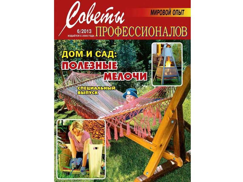 Журнал Советы профессионалов Россия № 06/2013