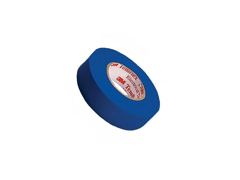 Изолента ПВХ синяя, 15мм х10м Т4Р