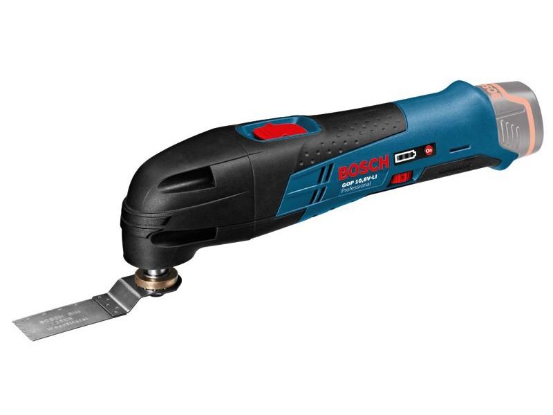 Аккумуляторный универсальный резак Bosch GOP 10,8 V-Li