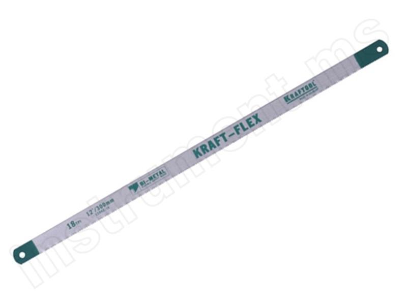 Полотно по металлу 300мм, 18 TPI Wilpu bi-metal