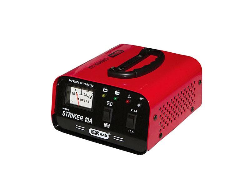 Зарядное устройство инверторного типа Prorab STRIKER 10А