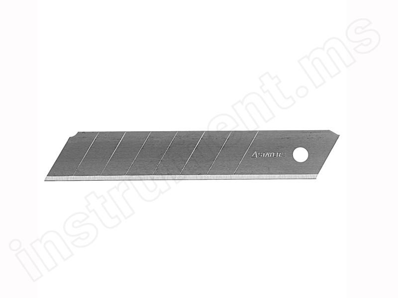 Лезвие для ножа 18мм Stayer