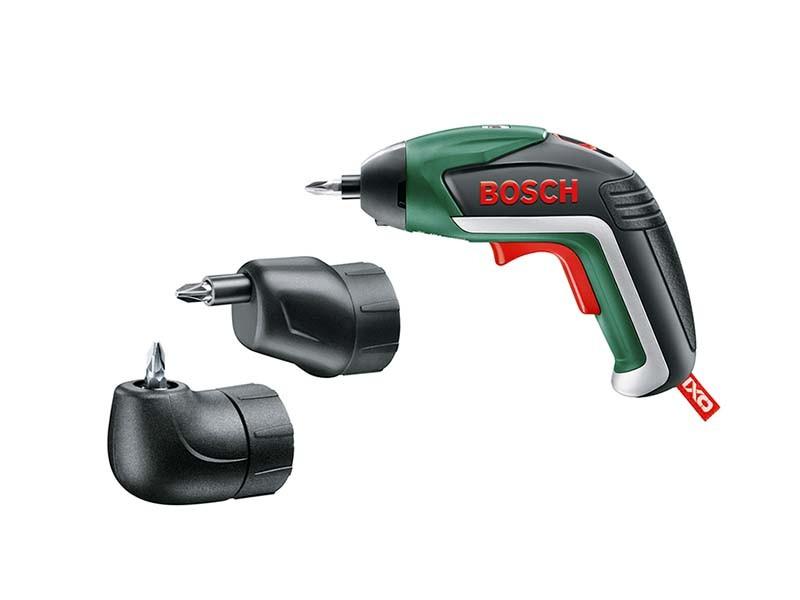 Аккумуляторная отвертка Bosch IXO V Full Pack